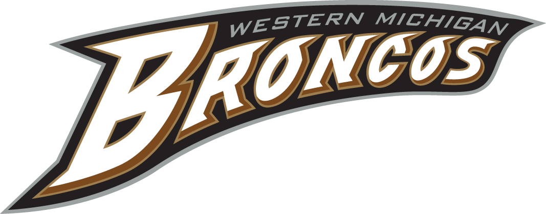 Western Michigan Broncos 1998-Pres Wordmark Logo iron on transfers for clothing