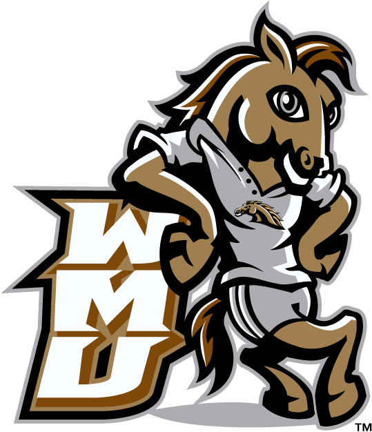 Western Michigan Broncos 2002-Pres Misc Logo iron on transfers for clothing