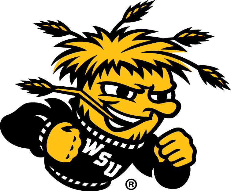 Wichita State Shockers 2010-Pres Secondary Logo iron on transfers for clothing