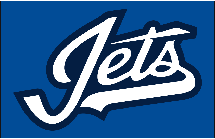 Winnipeg Jets 2018-Pres Jersey Logo iron on transfers for clothing