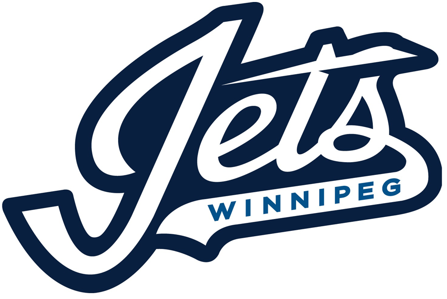 Winnipeg Jets 2018-Pres Wordmark Logo iron on transfers for clothing