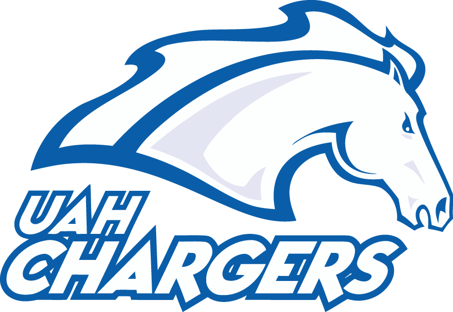 Alabama-Huntsville Chargers iron ons