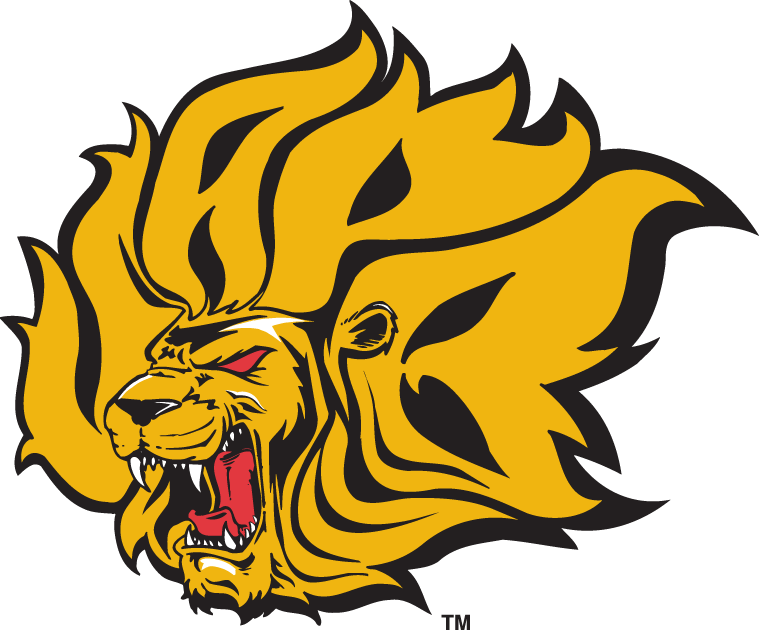 Arkansas-PB Golden Lions iron ons