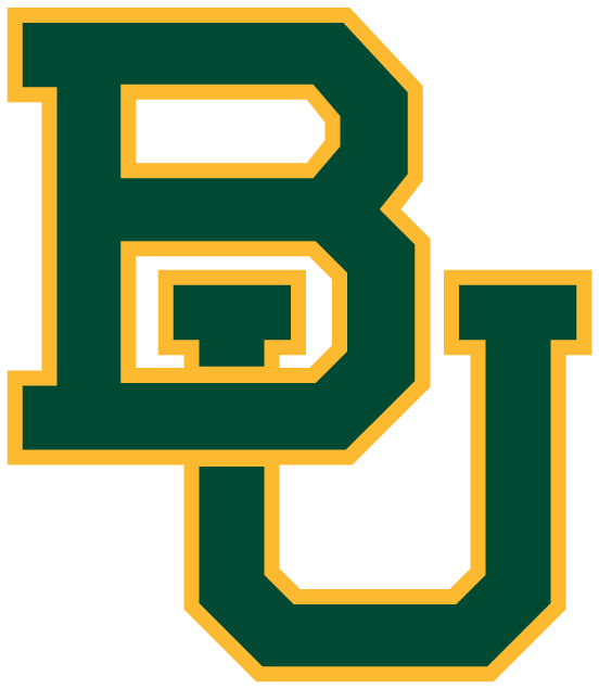 Baylor Bears iron ons