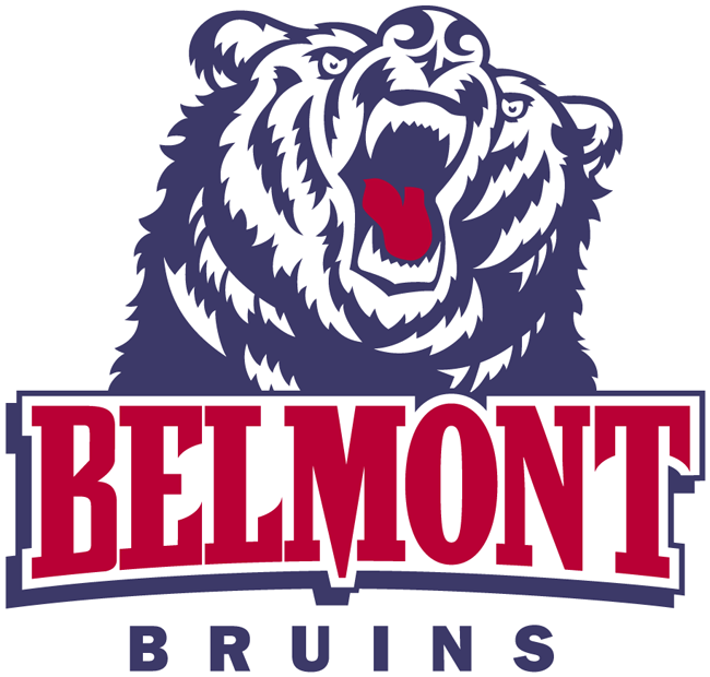 Belmont Bruins iron ons