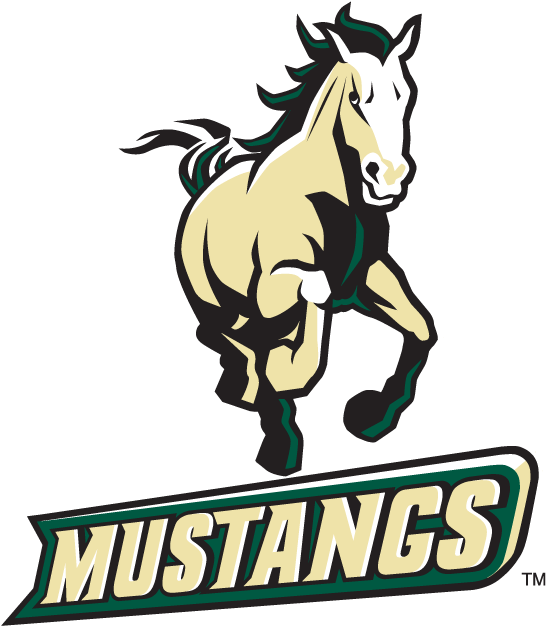 Cal Poly Mustangs iron ons