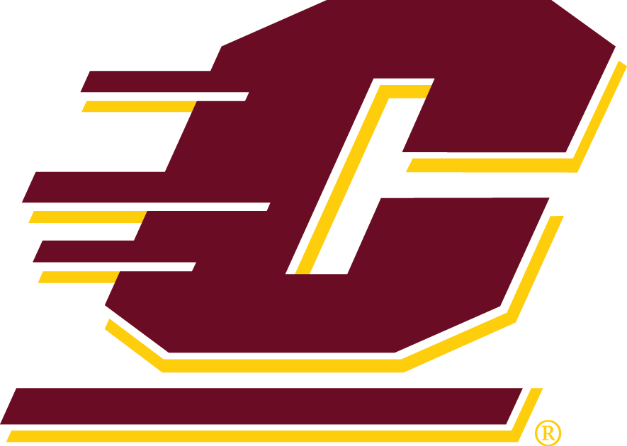 Central Michigan Chippewas iron ons