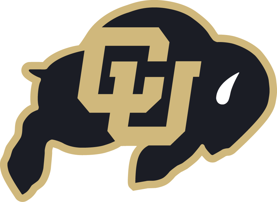 Colorado Buffaloes iron ons