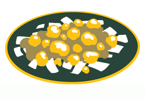 Green Bay Packers Canadian Logos iron on transfers