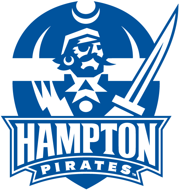 Hampton Pirates iron ons