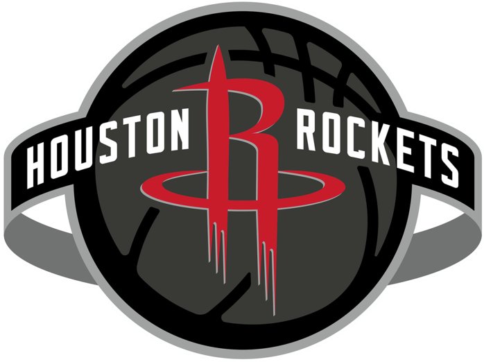 Houston Rockets iron ons
