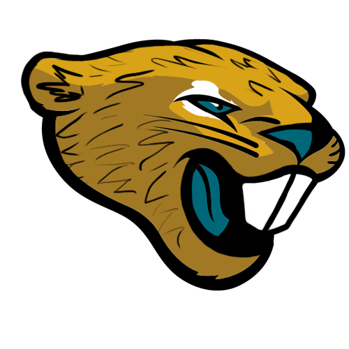 Jacksonville Jaguars Canadian Logos iron on transfers