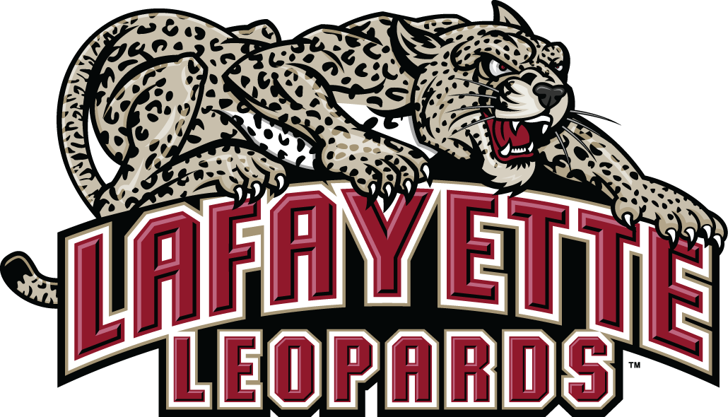 Lafayette Leopards iron ons