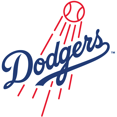 Los Angeles Dodgers iron ons