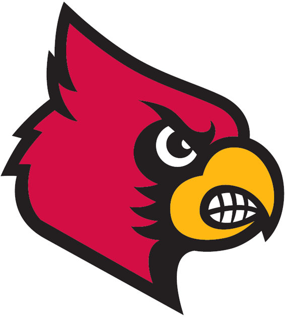 Louisville Cardinals iron ons