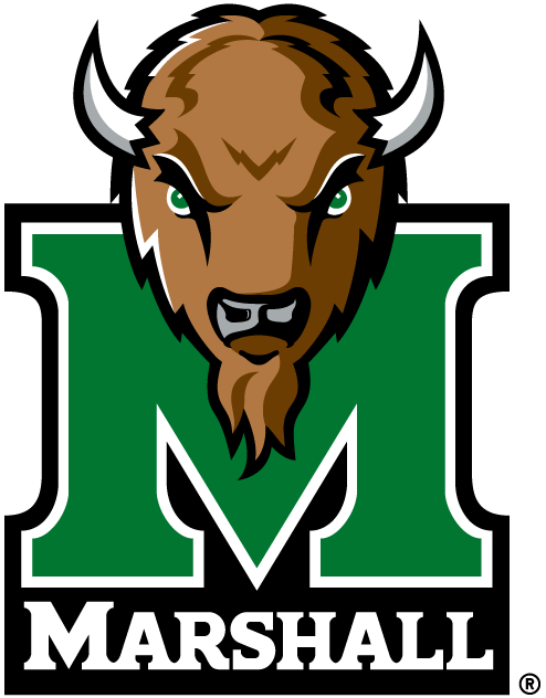 Marshall Thundering Herd iron ons