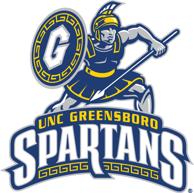 NC-Greensboro Spartans iron ons