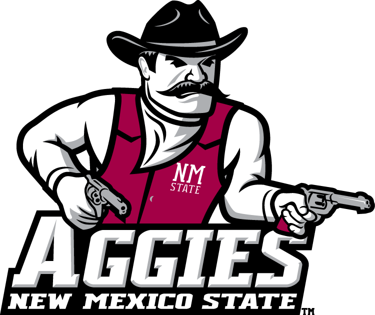 New Mexico State Aggies iron ons