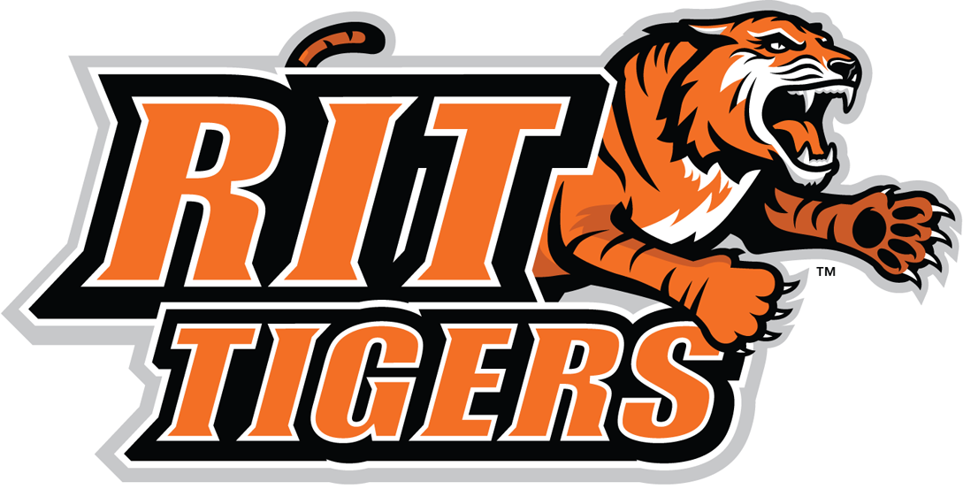 RIT Tigers iron ons
