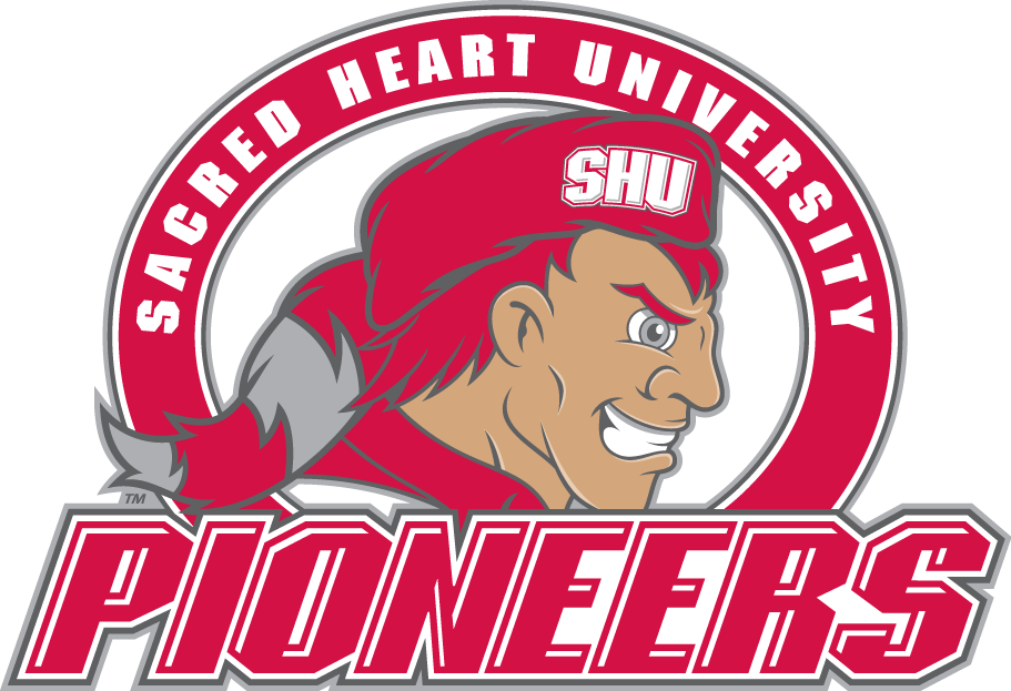 Sacred Heart Pioneers iron ons