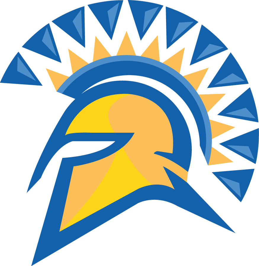 San Jose State Spartans iron ons