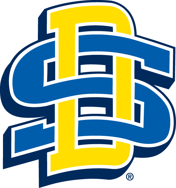 South Dakota State Jackrabbits iron ons
