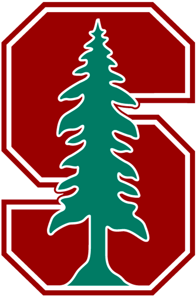 Stanford Cardinal iron ons
