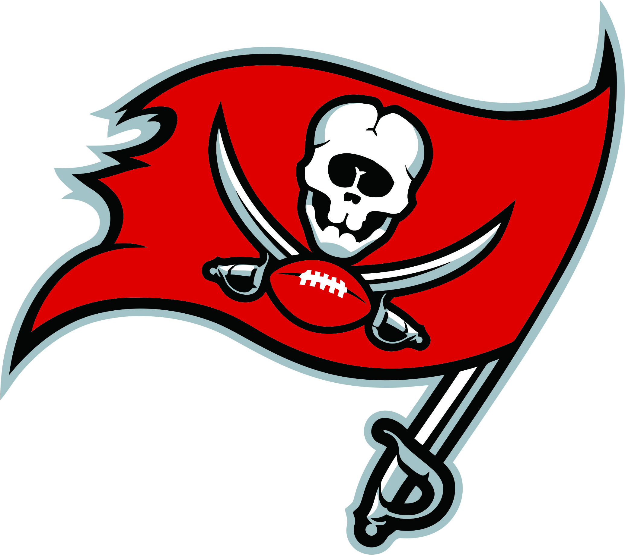 Tampa Bay Buccaneers Butts Logo iron on transfers