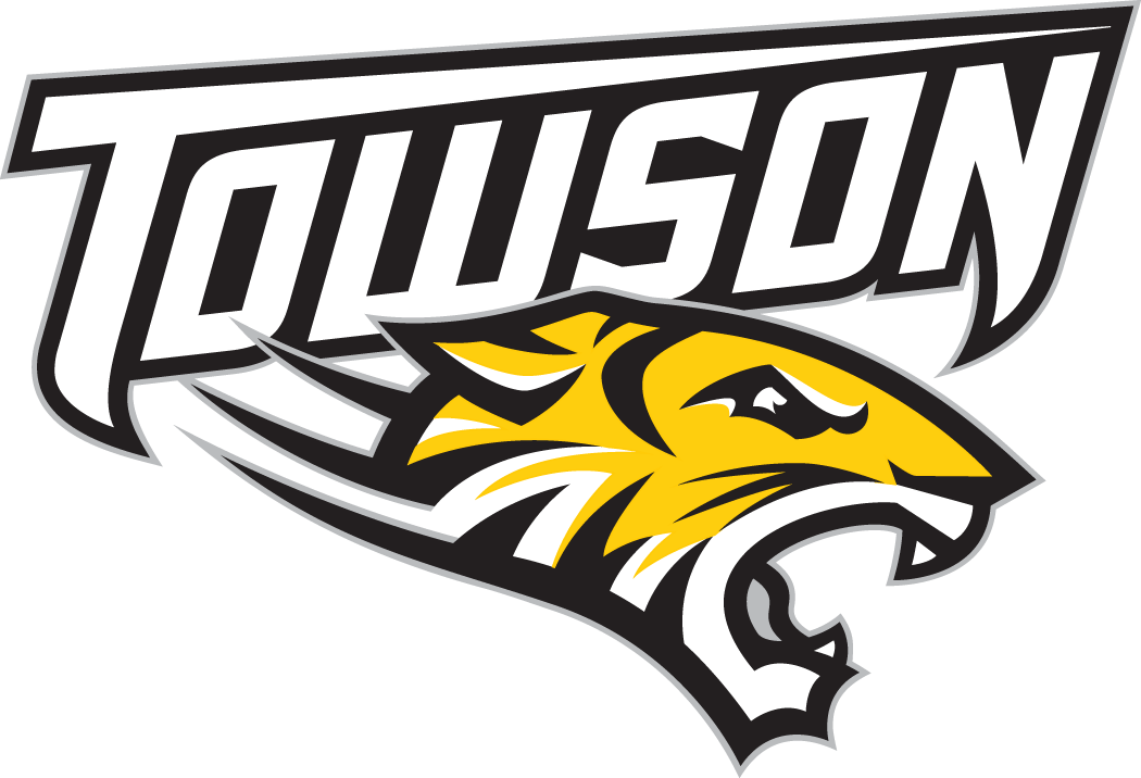 Towson Tigers iron ons