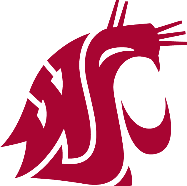 Washington State Cougars iron ons