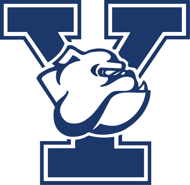 Yale Bulldogs iron ons